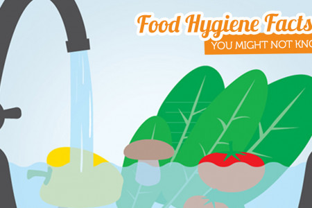 Food Hygiene Facts You Might Not Know Infographic