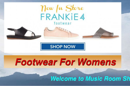 Footwear For Womens Infographic