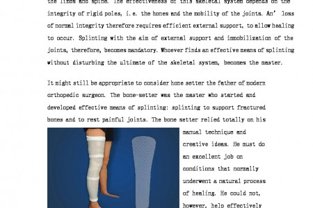 Foreword---thermoplastic splints and their clinical applications Infographic