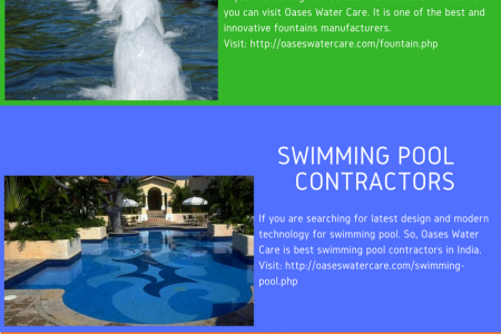 Fountain Construction Infographic