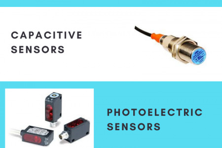 Four Most Common Proximity Sensors You Should Know Of Infographic
