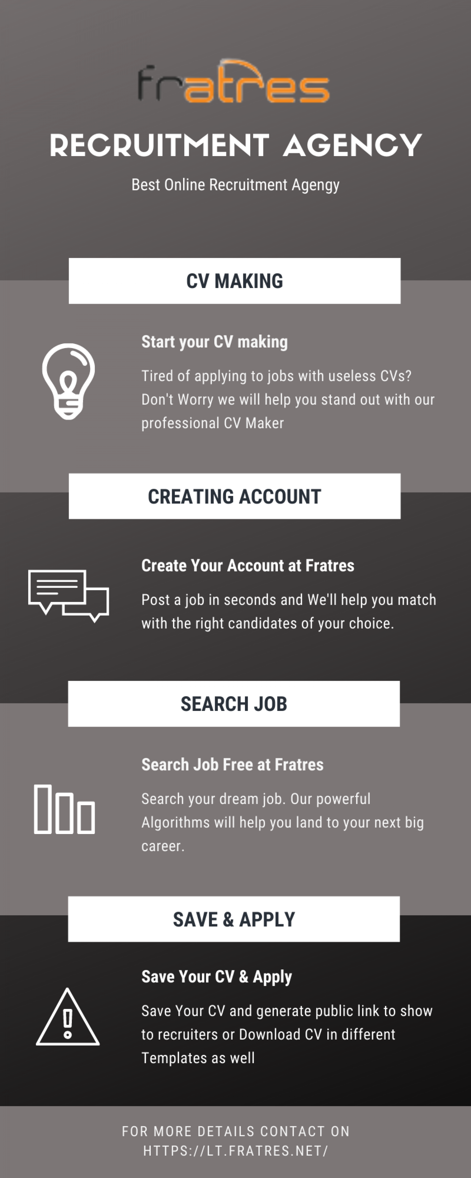 Fratres  Infographic