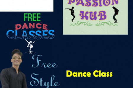 Free Online Dance Classes -By The NeoFusion Creative Foundation Infographic