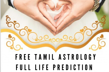 Free Tamil astrology Full life prediction: Know your future by date of birth Infographic