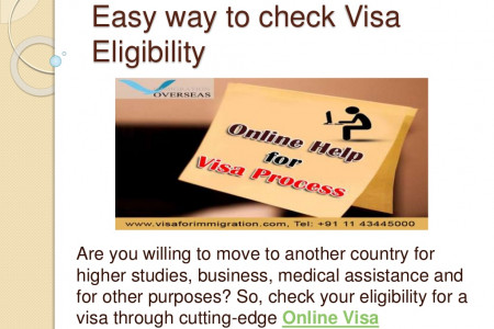 Free Visa Assessment Services - From Immigration Firm Infographic
