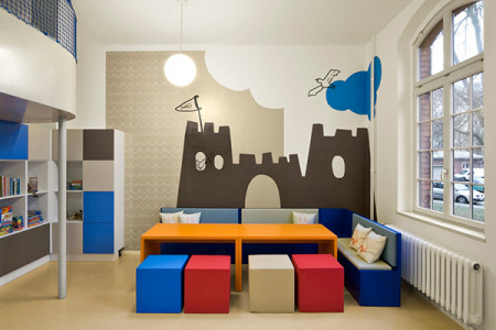 Funny Interiors with best designs Infographic