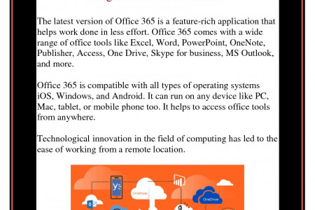 Future-Proof Your Business with Office 365 Migration Services in Dubai Infographic