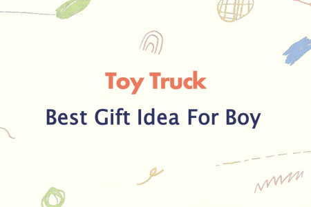 Garbage Truck Toy Infographic