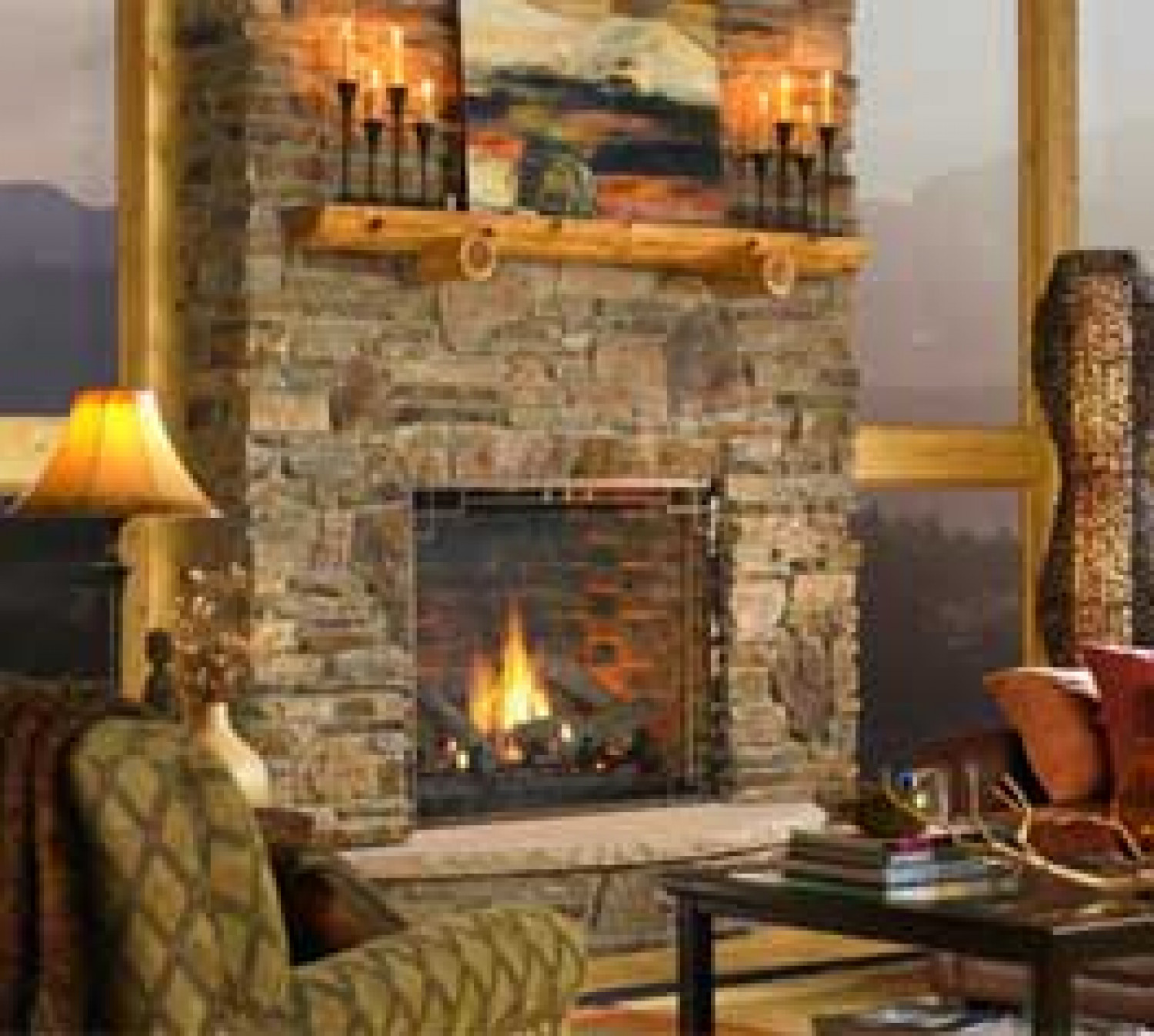 Gas Fireplace Repair Services In Toronto At E M Air Systems