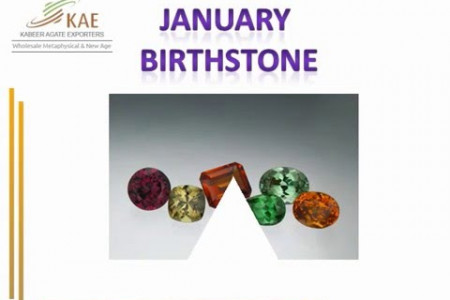 Gemstones and Birthstone Suppliers India Infographic