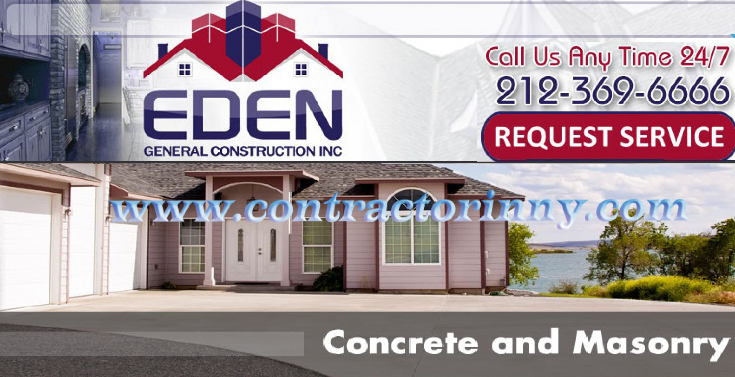 General Contractor New York City Infographic