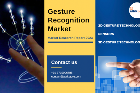 gesture recognition technology Infographic