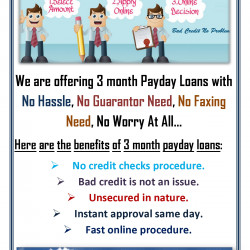 You Can Get A Loan Now