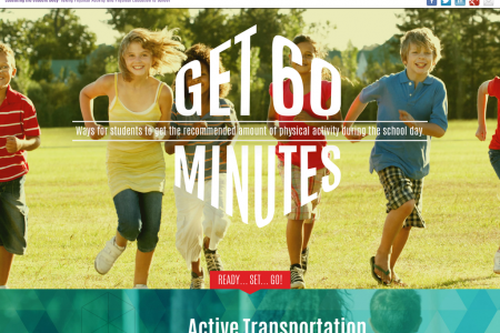 Get 60 Minutes Infographic