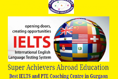 Get 8+ IELTS, 80+ in PTE Pearson Test - Join Today... Infographic