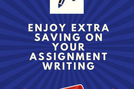 Get Amazing Discounts on your Assignment Writing Infographic