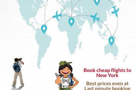 Get amazing prices on FLights booking | Travelouts Infographic