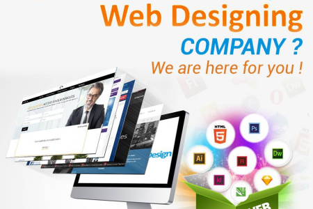 Get Best Web Design company in Toronto,Canada Infographic
