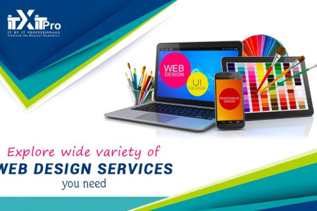Get Best Web Design Services in Toronto - IT BY IT Professionals  Infographic