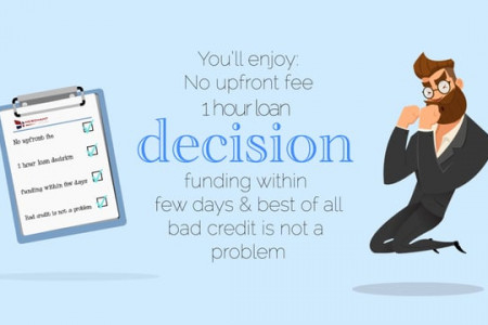 Get Business Loans When You Need Cash Quickly Infographic