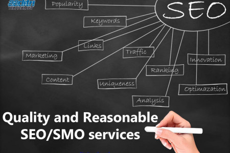 Get Business Website, Ecommerce Website, SEO/SMO Services in India Infographic