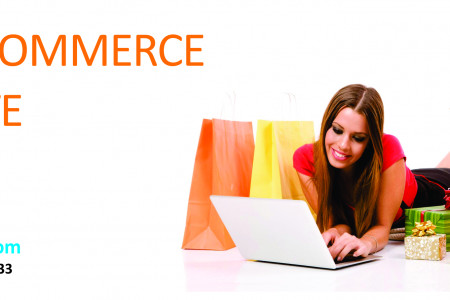 Get E-Commerce website Infographic