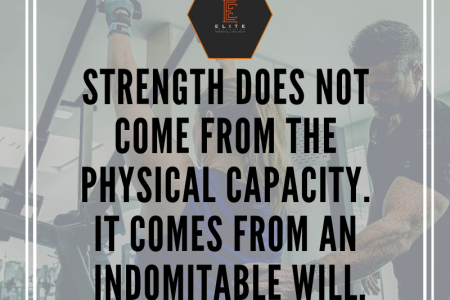 Get Personal Training in UAE Infographic