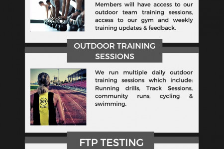 Get The Amazing Fitness in Dubai with BR performance studios Infographic