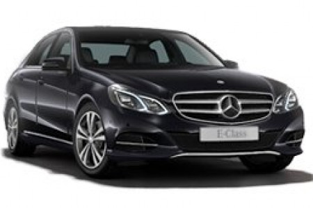 Get The Mercedes E Class Chauffeur Hire - GT Executive Cars Infographic