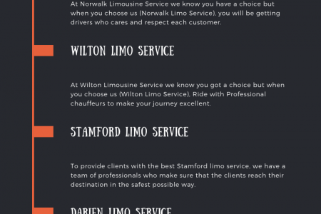 Get the Most Popular CT Limo Service at Connecticut Infographic