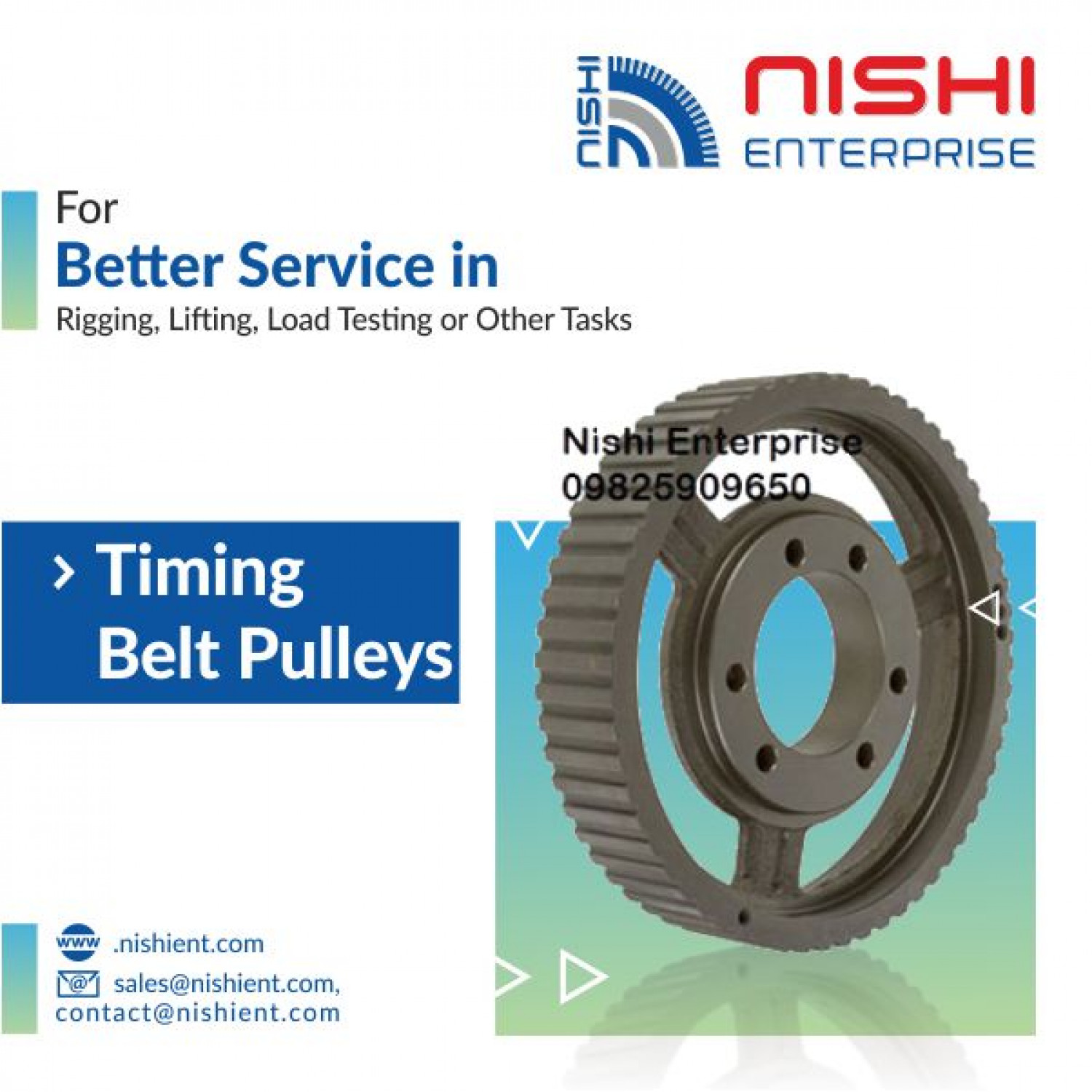 Get to Know About Timing Pulley Manufacturer in Philippines Infographic