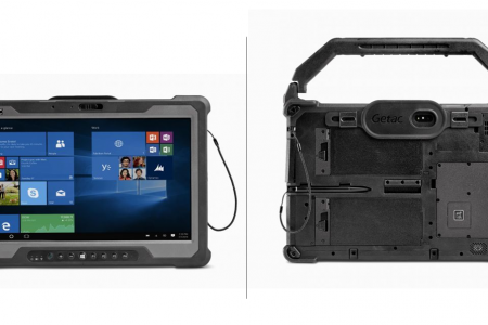 Getac A140 - Fully Rugged Tablet by GroupMobile Infographic