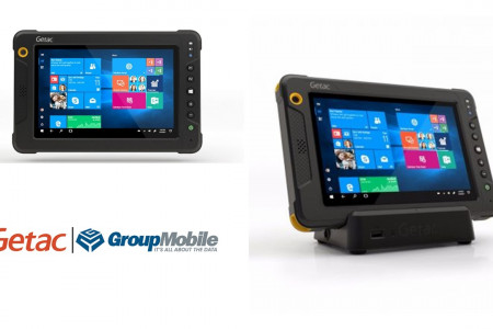 Getac EX80 with Intrinsically Safe Design by GroupMobile Infographic
