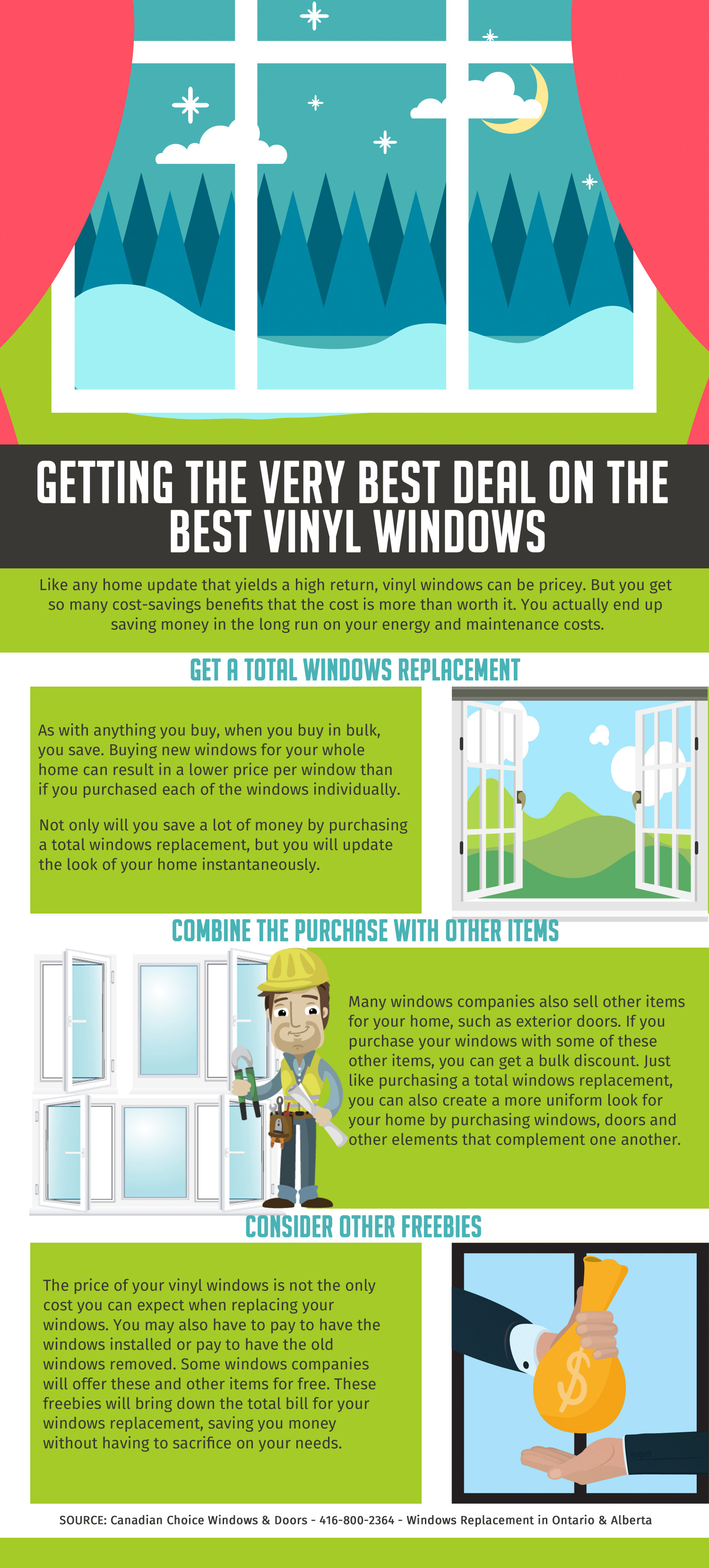 Getting the very best deal on the best vinyl windows for What are the best vinyl windows