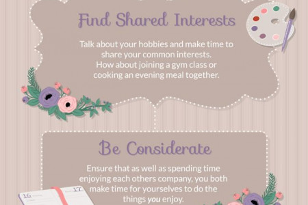 Getting to Know Eachother Infographic