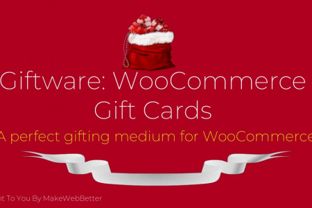 Giftware : WooCommerce Gift Cards Infographic