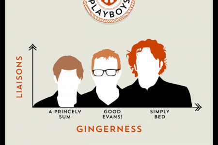 Ginger Playboys Infographic