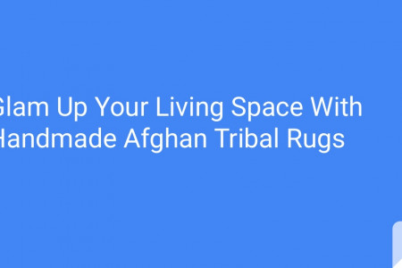 Glam Up Your Living Space With Handmade Tribal Rugs Infographic