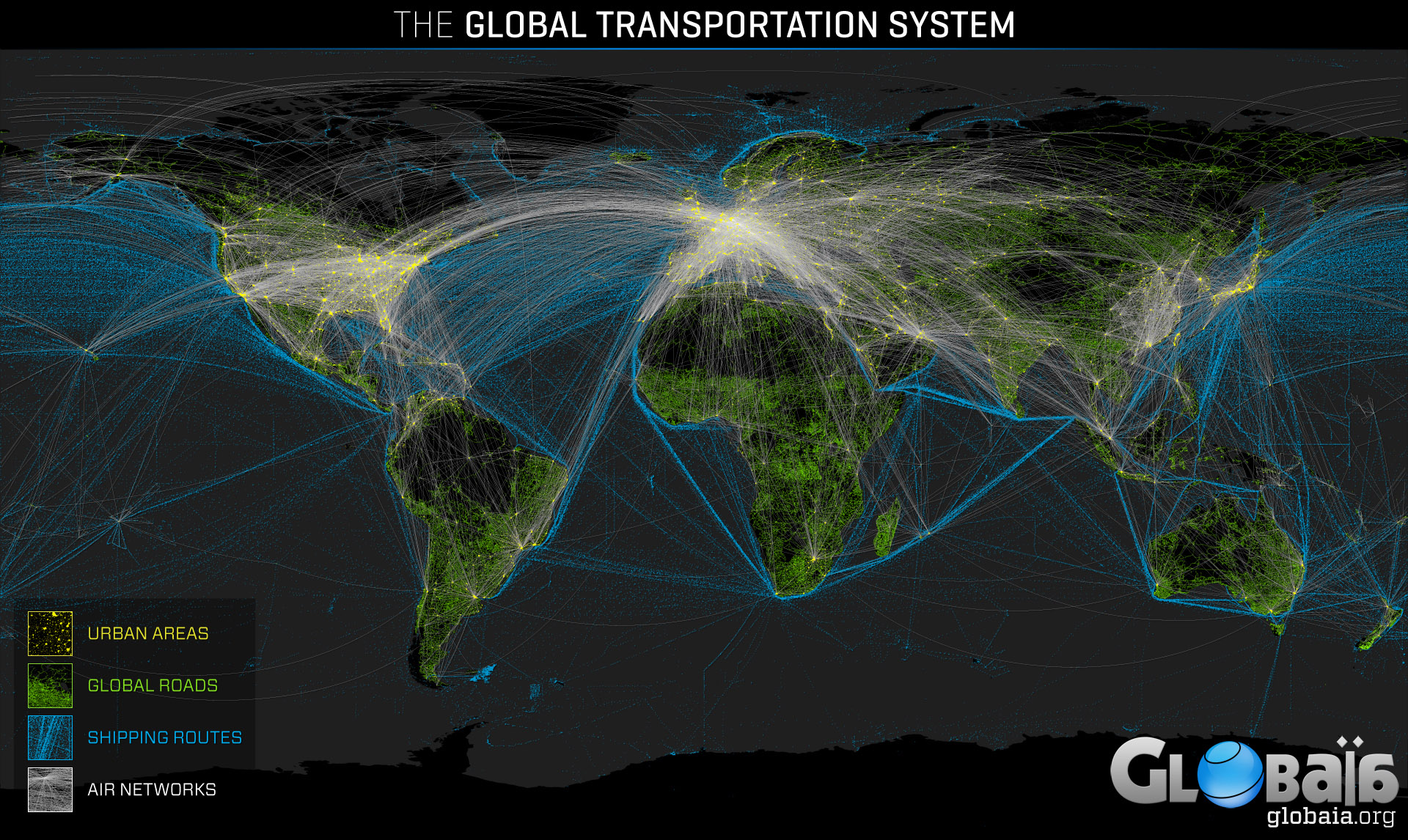 transportation issues moving people and goods around the world