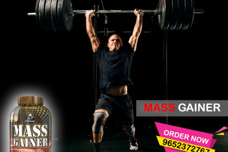 Gold Performance Mass Gainer Chocolate in india | sakhealth Infographic