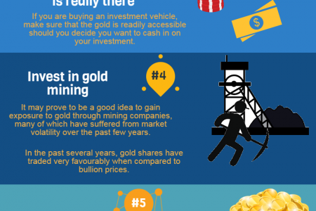 Gold Trading: 7 Tips for Beginners  Infographic
