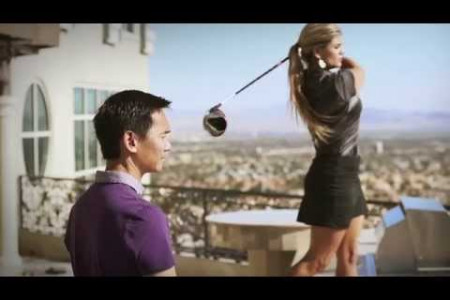 Golf Trick Shot Challenge at The Crown Penthouse Infographic