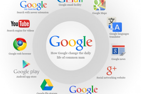 Google -  Special for Everyone Infographic