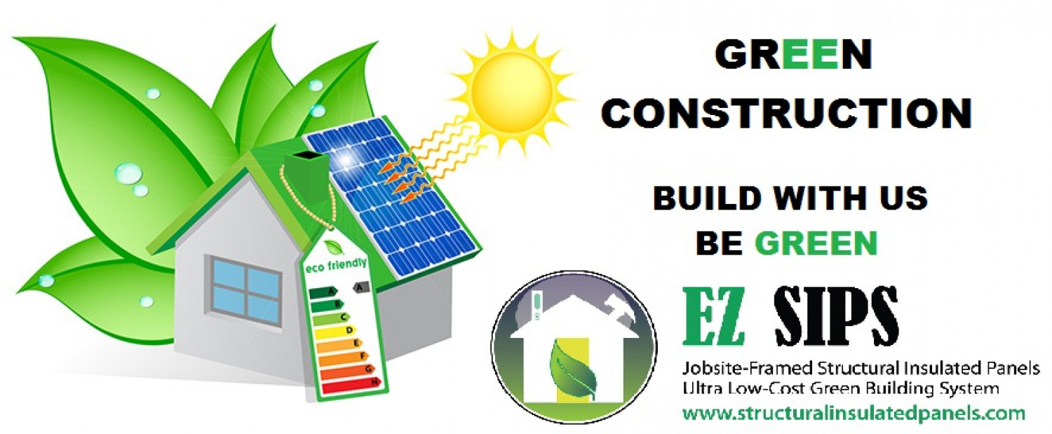 Green Construction Infographic