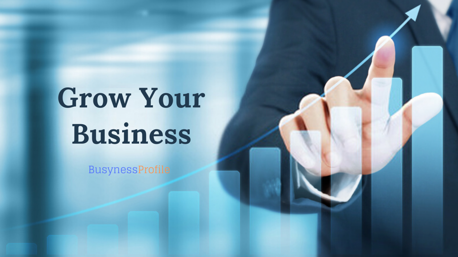 Grow Your Business With #BusynessProfile Infographic