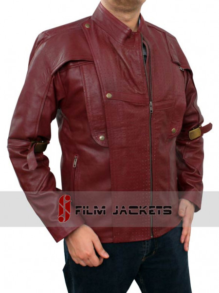 Guardians of the Galaxy Star Lord Jacket Infographic