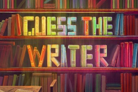 Guess the Writer Infographic