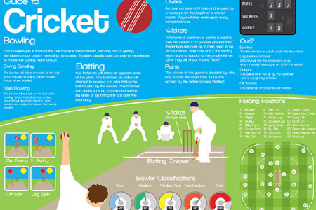 Guide to Cricket Infographic