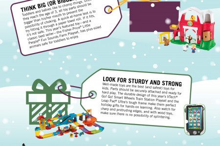 Guide to Toy Safety Infographic