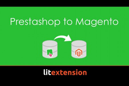 Guide to transfer from Prestashop to Magento Infographic